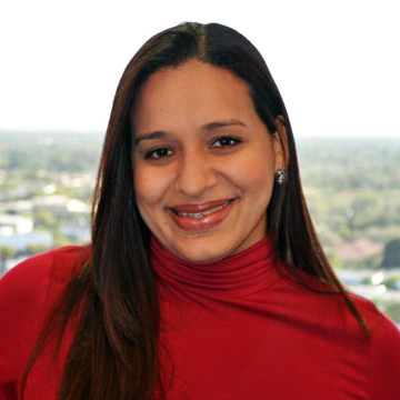 Yasmin Gil, Director of Operations